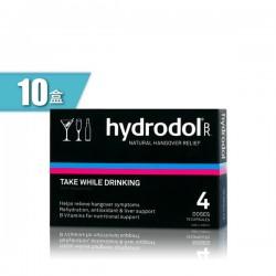 Hydrodol澳洲解酒丸16粒-十盒裝