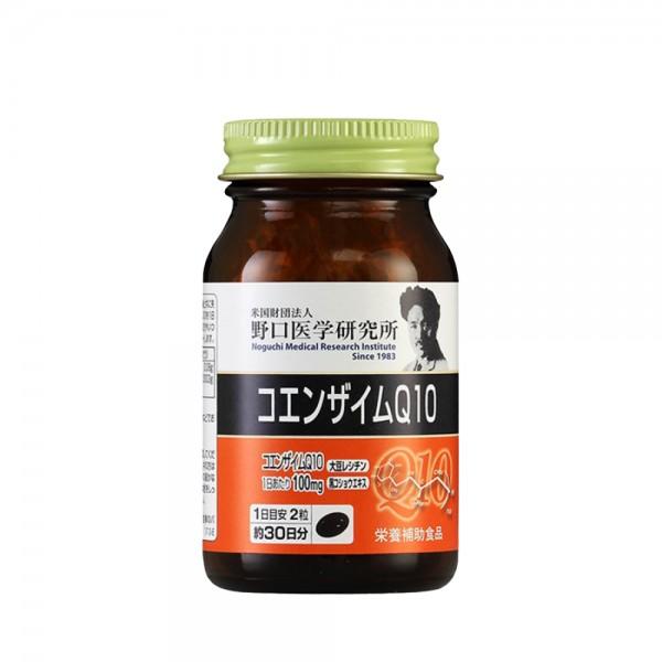 【迎春接福買二送一】野口醫學-輔酶Q10. 大豆卵磷脂 - 一盒